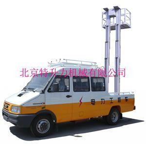 车载式铝合金升降机