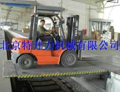 伸缩装卸车机